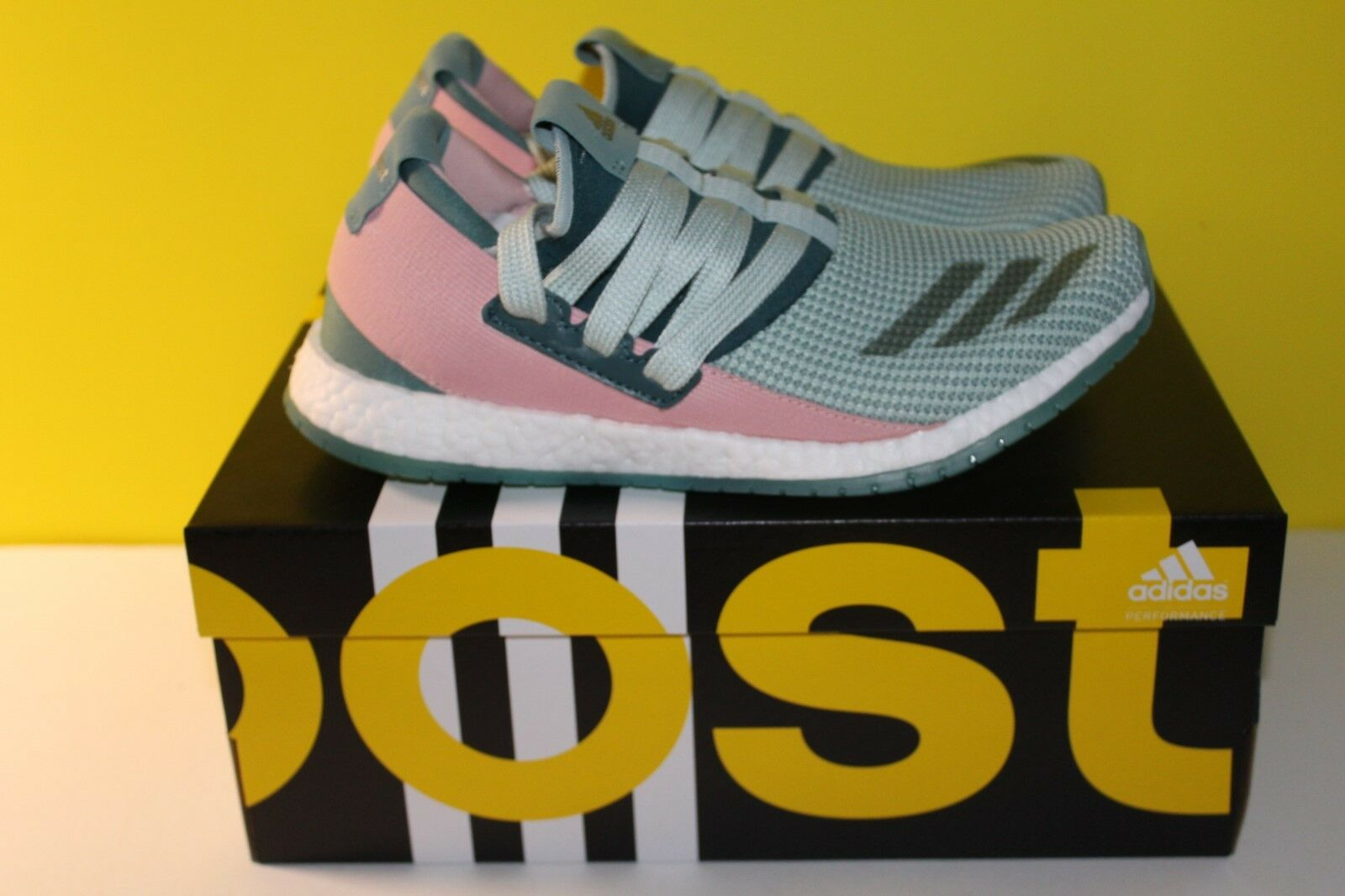 Adidas running Pure Boost R Women's Training Running Shoes Comfortable Brand discount