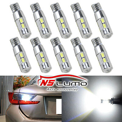 HELLA Front headlight side light//lamp W5W Bulb fits Note
