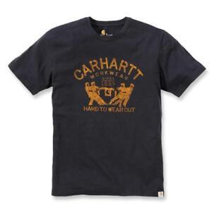 Carhartt-Arbeitsshirt-T-Shirt-034-Maddock-Hard-To-Wear-Out-T-shirt-034
