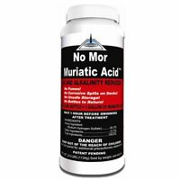 United Chemical No Mor Muriatic Acid 2.5 Lb
