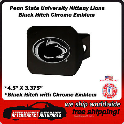 Penn State Nittany Lions Trailer Hitch Receiver Cover