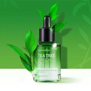 Aromatica Tea Tree Green Facial Essential Oil 30ml Korean