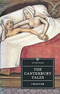 The-Canterbury-Tales-Chaucer-Canterbury-Tales-Everyman-039-s-Library-Chaucer