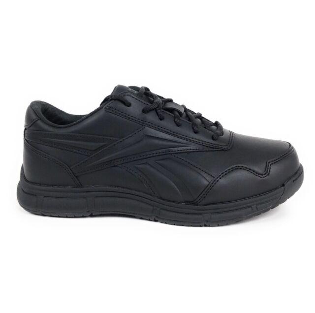 cápsula exótico Funeral  Reebok Jorie LT Work Womens 7 Mens 5 Slip Resistant EH Unisex Shoe Medium  RB113 for sale online | eBay