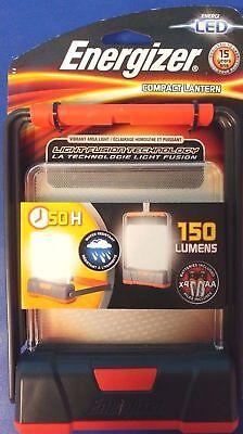 Energizer ENFCL41E Compact LED Lantern 150 Lumens Orange for sale online