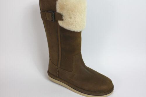 Braun Gr 37 Boots Stiefel Leder Australia Neu Damen Ugg RHzwFqvSZx