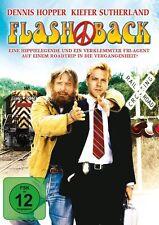 DVD *  FLASHBACK - Dennis Hopper - Kiefer Sutherland  # NEU OVP =