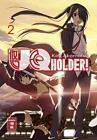 UQ Holder! 02 von Ken Akamatsu (2016, Taschenbuch)