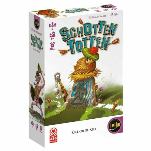 Schotten Totten BOARD GAME FREE SHIPPING FACTORY SEALED!
