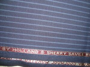 4-yd-HOLLAND-SHERRY-WOOL-FABRIC-Cool-Wool-Super-100s-7-5-oz-SUITING-144-034-BTP