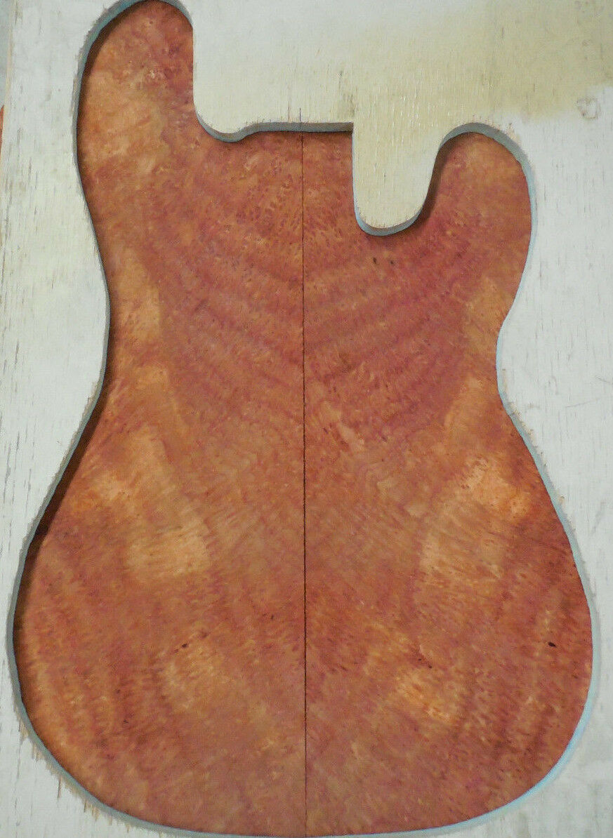 Rotwood Lace Burl Bookmatch Set - Musical Guitar Luthier Exotic Wood - 1851