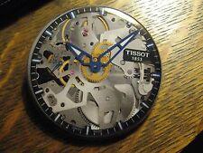 Tissot 1853 Swiss Luxury Wrist Watch Logo Advertisement Pocket Lipstick Mirror