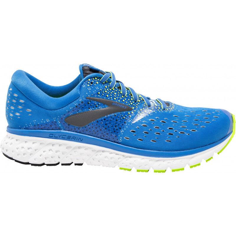 Herren Brooks Glycerin 16  Herren Running Schuhes - Blau