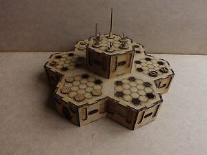 Large-Hab-unit-scenery-terrain-warhammer-40k-wargame-Infinity-Wargaming-Building