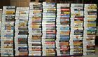 Nintendo DS & 3DS Replacement Game Cases with Artwork AND Manuals A-G - NO GAMES