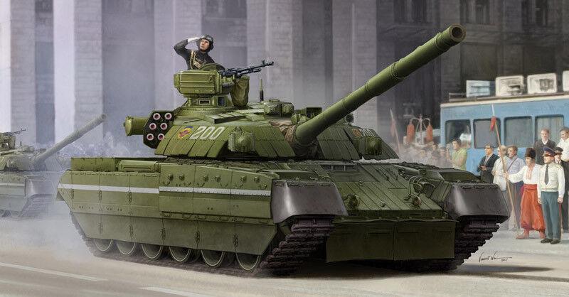 Trumpeter 1 35 Ukrainian T-84 MBT