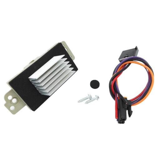 Blower Motor Resistor For 89019351,19260762,93803636,89018964,52495874