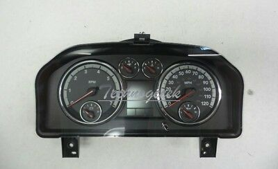 11 2011 Dodge Ram 1500 Speedometer Cluster mph w//Vehicle Info Without Long Horn