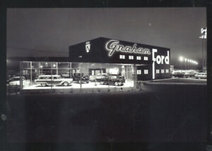 Car Dealerships In Defiance Ohio >> Details About Columbus Ohio Graham Ford Car Dealer Advertising Postcard Copy Old Cars