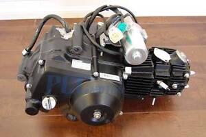 Details about 125CC SEMI AUTO ENGINE MOTOR 3 SPEED +REVERSE ATV QUAD GO  KART 3+1 M EN19-BASIC