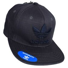 95412ef88ea adidas Originals Trefoil Plus Snapback Hat Cap Chain Grey Navy Ripstop  Thrasher