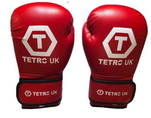 Sparring Workout 12Oz Boxing Gloves Tetro UK Kick boxing Training