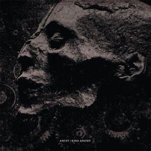 ANCST-KING-APATHY-THRANENKIND-split-LP-NEW-on-CLEAR-vinyl