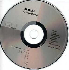 SAM-AMIDON-The-Following-Mountain-2017-US-9-trk-promo-CD