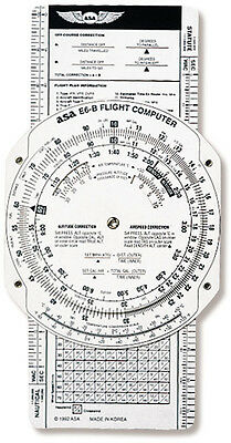 E6B-P ASA E6B Paper Flight Computer