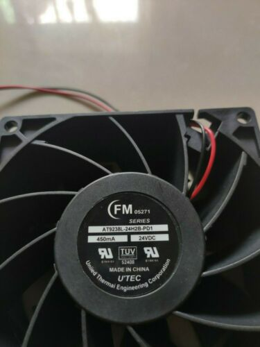 1 PCS  FM FAN 6154 AT9238L-24H2B-PD1 DC 24V 450m 9CM 9238   2 PIN