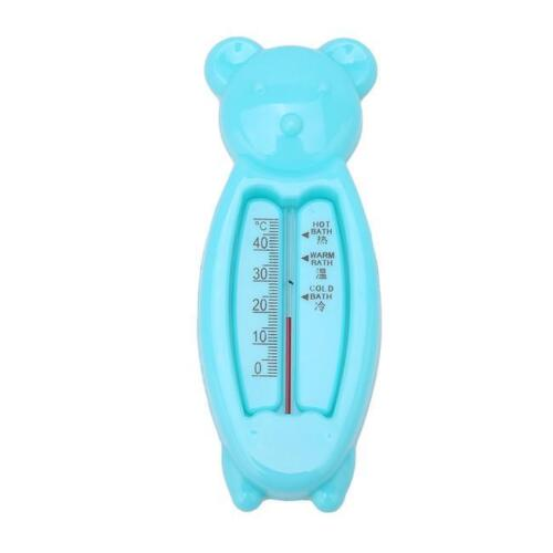 Floating Bath Thermometer Safety Baby Bath Measure Water Temperature Toys IT