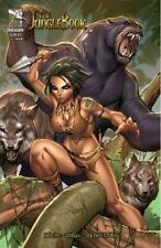 Grimm Fairy Tales Presents: The Jungle Book-ExLibrary