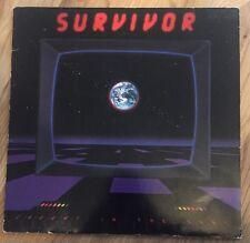 """Survivor - Caught in the Game 12"""" LP, 1983 (Vinyl,Rock Sammlung)"""