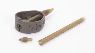 Mould 45 Gramm Futterkorb Preston In-Line Flat Method Feeder Small 30
