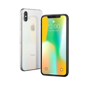 Apple-iPhone-X-64GB-Silver-Verizon-LTE-Cellular-CDMA-MQCL2LL-A-iOS-Smartphone
