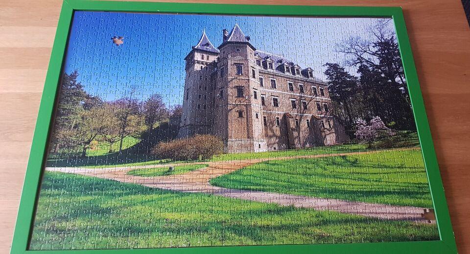Trefl Puzzle 1000, Puslespil med 1000 brikker (998),