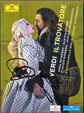 DVD Placido DOMINGO Anna NETREBKO Sign VERDI: IL TROVATORE PRUDENSKAYA BARENBOIM