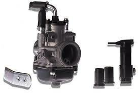 SET CARBURATEUR MALOSSI PHBG 19 KYMCO K 12 50 2T 1611004