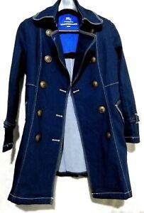 Burberry-Blue-Label-Blue-Coat