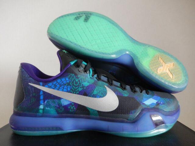 Nike Mens Kobe Bryant X 10 Low Peach