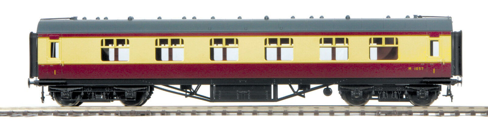 MTH British Railways Passenger Car for NEM Fine Scale 22-60049