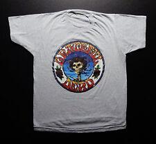 Grateful Dead Shirt T Shirt Vintage 1984 Stanley Mouse Alton Kelley Bertha '78 L