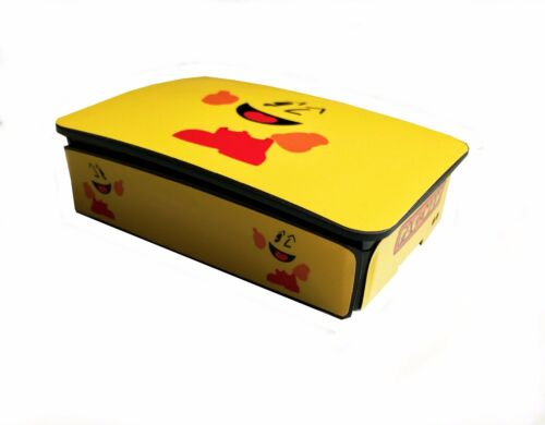 Skin only Raspberry Pi 3 Use official Raspberry pi 3 case Retropie Pac-Man