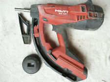 Hilti Gx 120 Gas Actuated Powered Fastener Fastening Gun Tool