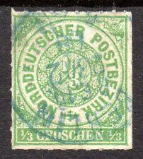 Germany / Norddeutscher Postbezirk - 1868 Definitive - Mi. 2 VFU