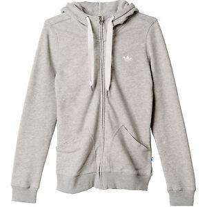 ba550ddd7caf Details about Adidas Originals Zip-Hoody Women s Hoodie Hooded Jacket Hooded  Sweater