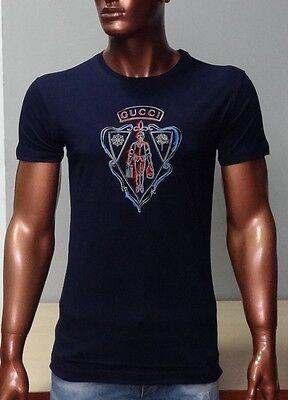 B.N.W.T.GUCCI Men's T- shirt NEW   SLIM FIT! ON SALE%%%