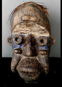 Primitiva tribale africana guere Wobe -- Costa d'Avorio Ade 2