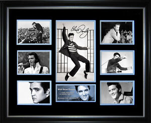 Elvis-Presley-Signed-Framed-Memorabilia-New-Design