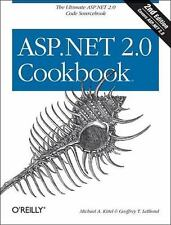 ASP.NET 2.0 Cookbook: 125 Solutions in C# and Visual Basic for Web Developers (C